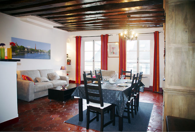 AMARIA : Paris apartment Marais 1 bedroom