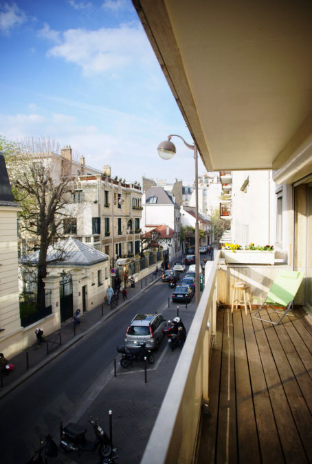 BOILEAU : 16th district paris, rolland garros apartment